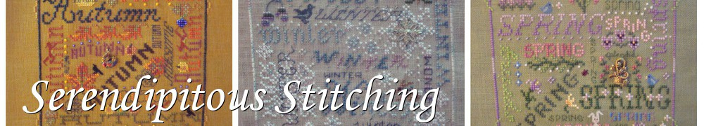More Craft Ideas of Serendipitous Stitching